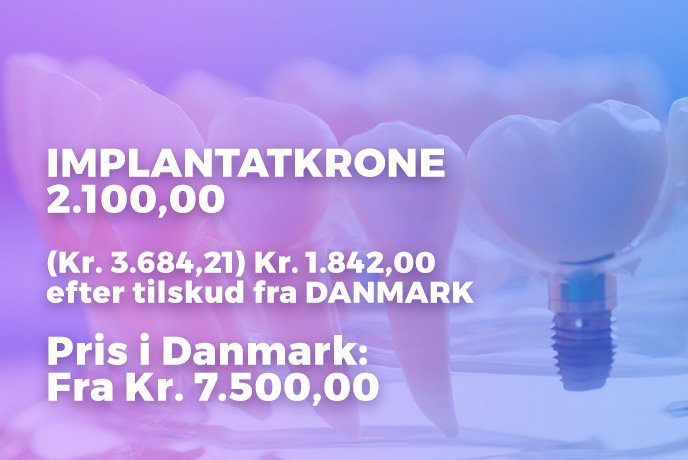 IMPLANTATKRONE